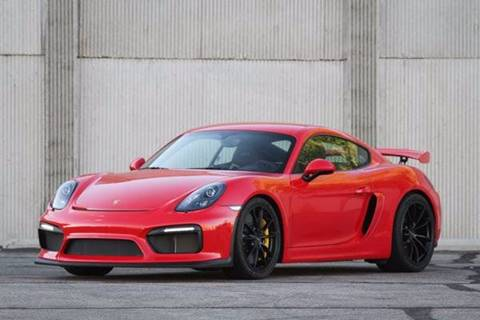 2016 Porsche Cayman for sale in Boise, ID