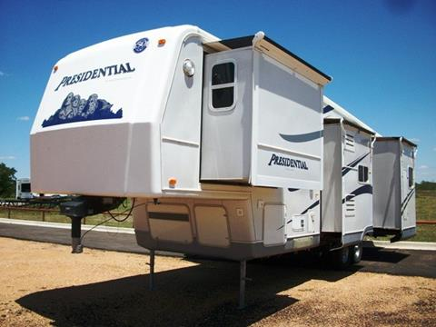 2004 Holiday Rambler Presidential for sale in Terrell, TX