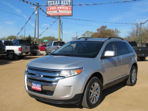 2011 Ford Edge for sale in Terrell, TX