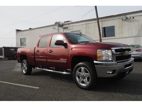2014 Chevrolet Silverado 2500HD for sale in Phillipsburg, NJ