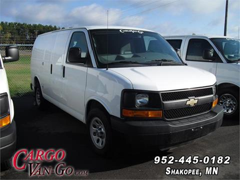 b41df25f66 2014 Chevrolet Express Cargo for sale in Shakopee