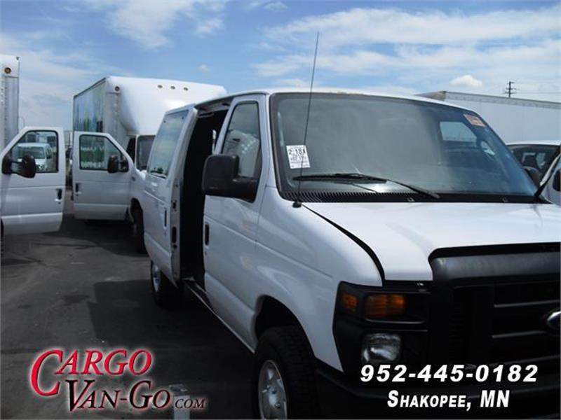 530254856e 2012 Ford E-Series Cargo E-250 3dr Cargo Van In Shakopee MN - CARGO ...