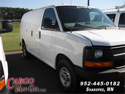 544dbc646f 2014 Chevrolet Express Cargo 2500
