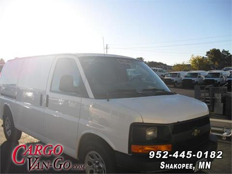 2012 Chevrolet Express Cargo for sale in Shakopee, MN