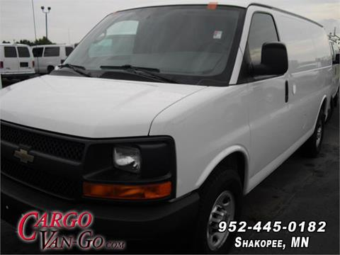 2014 Chevrolet Express Cargo for sale in Shakopee, MN