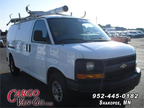 2013 Chevrolet Express Cargo for sale in Shakopee, MN