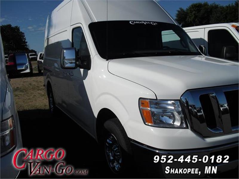 0a825a9cd0 2014 Nissan NV Cargo HITOP CARGO VAN  103950. CARGO VAN GO INC of Shakopee