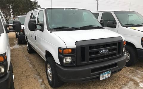 7b6b8ef449 2012 Ford E-Series Cargo E-350 SD for sale at CARGO VAN GO