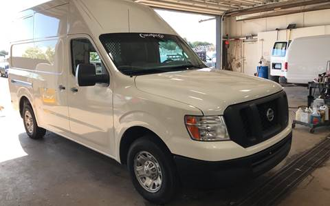 2012 Nissan NV Cargo for sale in Shakopee, MN
