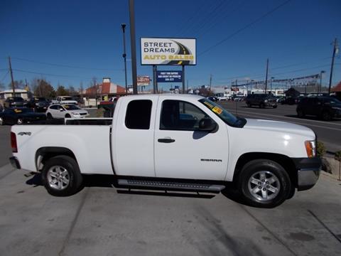 2011 GMC Sierra 1500 for sale in Reno, NV