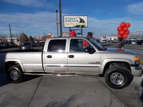 2004 GMC Sierra 2500HD for sale in Reno, NV