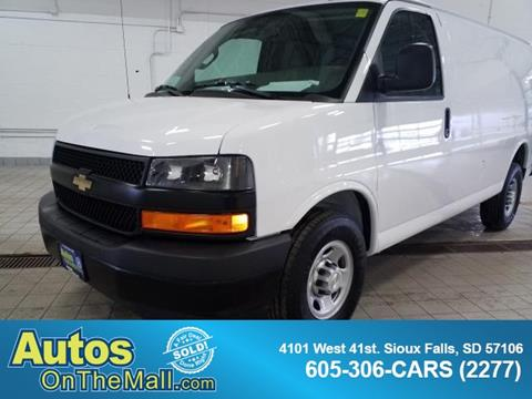 2018 Chevrolet Express Cargo for sale in Sioux Falls, SD