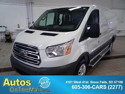 2018 Ford Transit Cargo for sale in Sioux Falls, SD