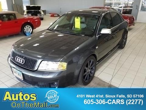 2003 Audi RS 6 for sale in Sioux Falls, SD
