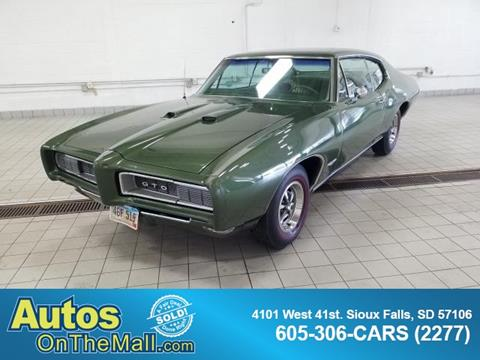 1968 Pontiac GTO for sale in Sioux Falls, SD
