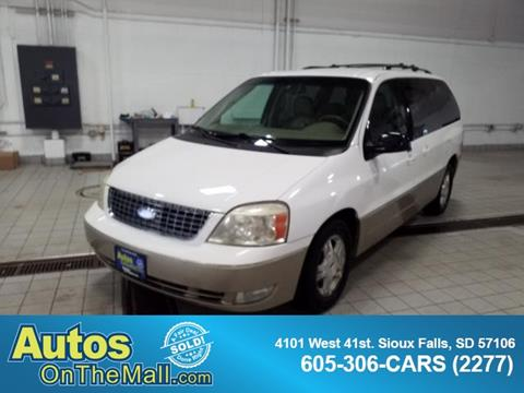 2005 Ford Freestar for sale in Sioux Falls, SD
