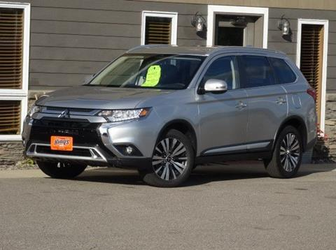 2019 Mitsubishi Outlander for sale in New London, MN