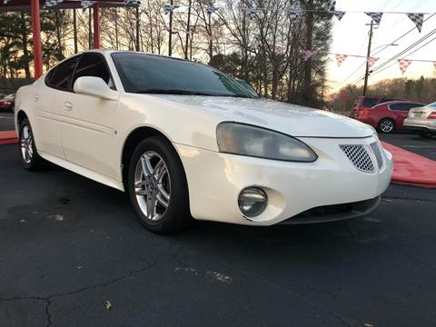 2006 Pontiac Grand Prix for sale in Pine Mountain, GA