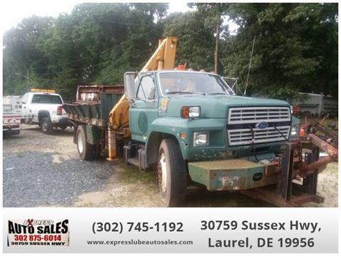 1994 Ford F-700 for sale in Laurel, DE