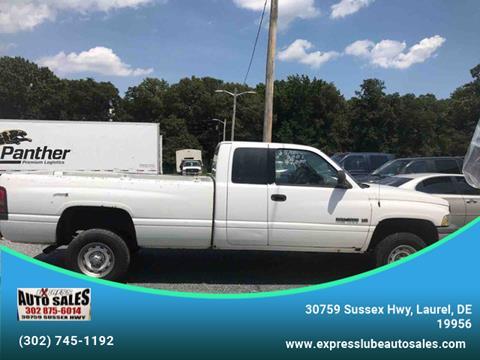 2001 Dodge Ram Pickup 1500 for sale in Laurel, DE