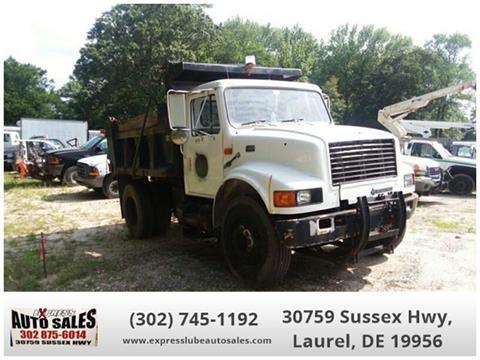 1998 International 4700 for sale in Laurel, DE