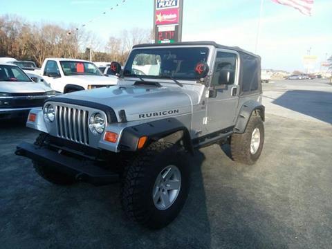 2004 Jeep Wrangler for sale in Laurel, DE