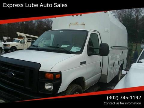 2008 Ford E-Series Chassis for sale in Laurel, DE