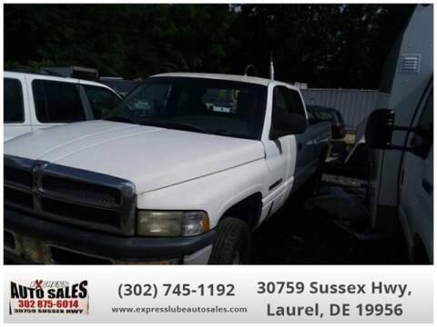 1998 Dodge Ram Pickup 1500 for sale in Laurel, DE