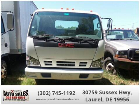 2007 GMC W4500 for sale in Laurel, DE