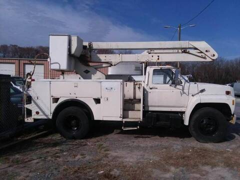 1985 Ford F-600 for sale at Express Lube Auto Sales in Laurel DE