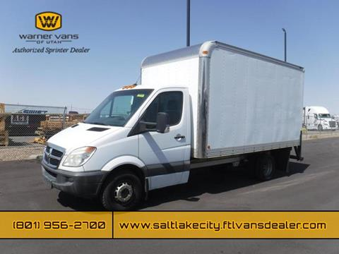 2007 Dodge Sprinter Cab Chassis for sale in West Valley City, UT