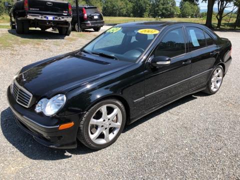 2007 Mercedes-Benz C-Class for sale in Jasper, GA