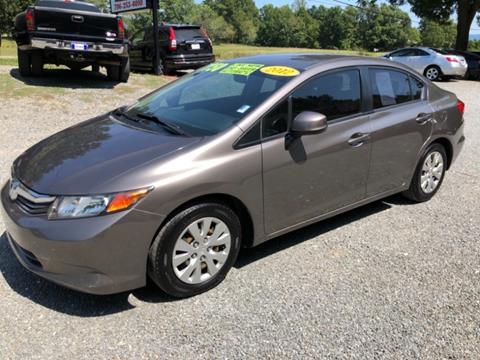 2012 Honda Civic for sale in Jasper, GA