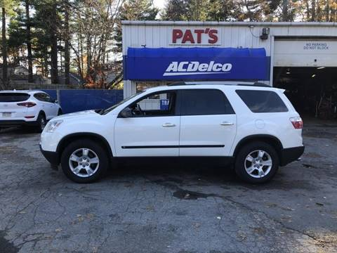 2010 GMC Acadia for sale in Seabrook, NH