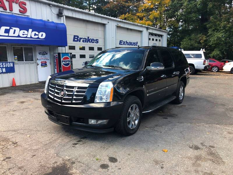 2009 Cadillac Escalade In Seabrook Nh Route 107 Auto Sales Llc