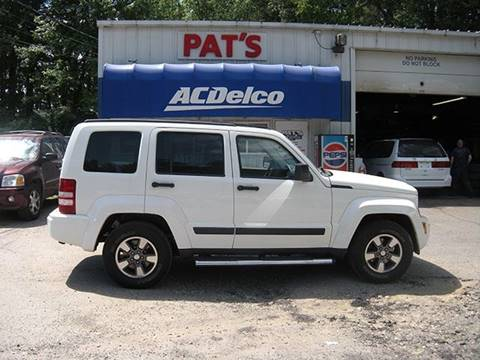 2008 Jeep Liberty for sale in Seabrook, NH