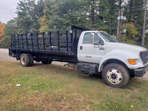 2001 Ford F-650 Super Duty for sale in Seabrook, NH