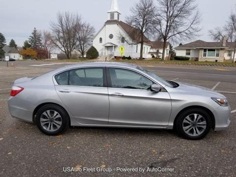 2015 Honda Accord for sale in Corcoran, MN
