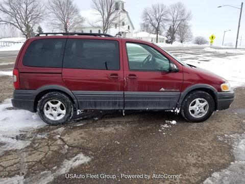 2001 Pontiac Montana for sale in Corcoran, MN