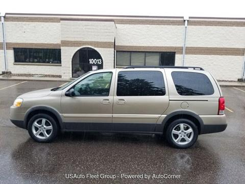 2005 Pontiac Montana SV6 for sale in Corcoran, MN