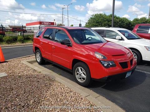 2003 Pontiac Aztek for sale in Corcoran, MN
