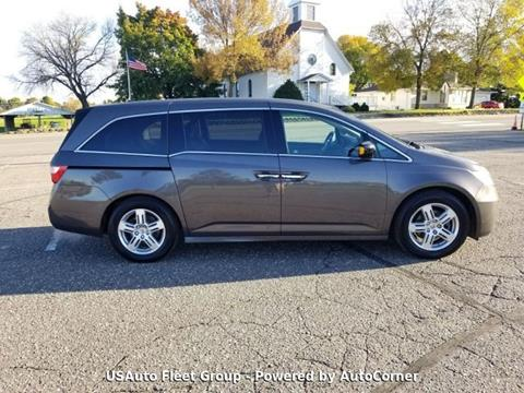 2012 Honda Odyssey for sale in Corcoran, MN