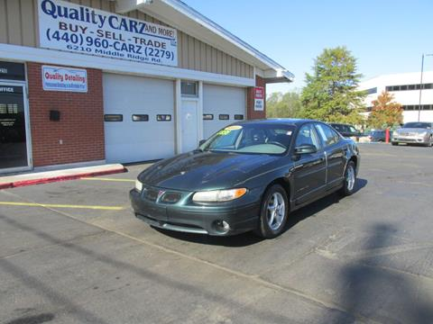 1999 Pontiac Grand Prix for sale in Lorain, OH