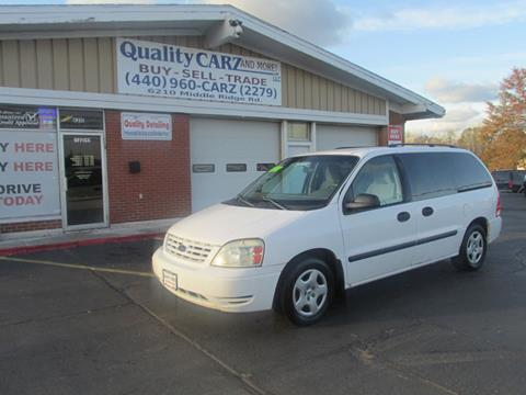 2004 Ford Freestar for sale in Lorain, OH
