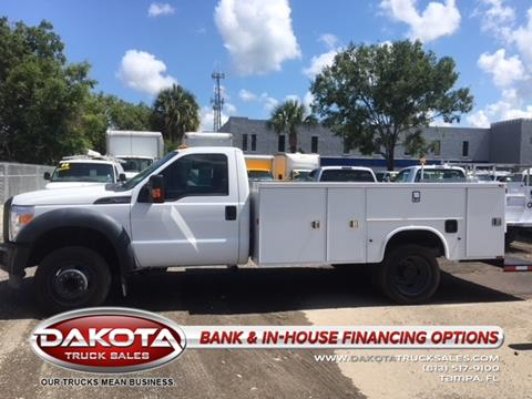 2014 Ford F-450 Super Duty for sale in Tampa, FL