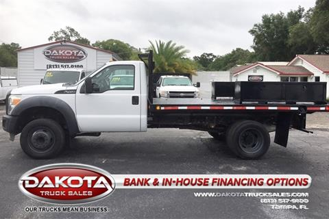 2011 Ford F-450 Super Duty for sale in Tampa, FL