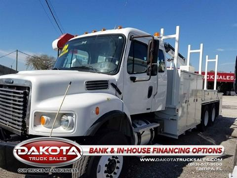 2009 Freightliner M2 106 for sale in Tampa, FL