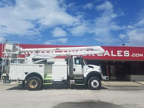 2008 International WorkStar 7300 for sale in Tampa, FL
