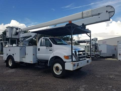 2008 Ford F-750 Super Duty for sale in Tampa, FL