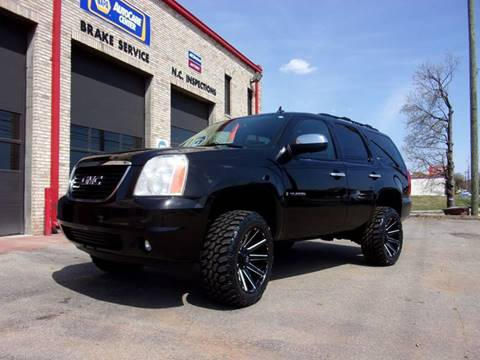 2008 GMC Yukon for sale in Greensboro, NC